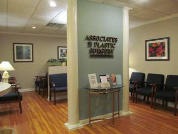 Associates in Plastic Surgery Waiting Room